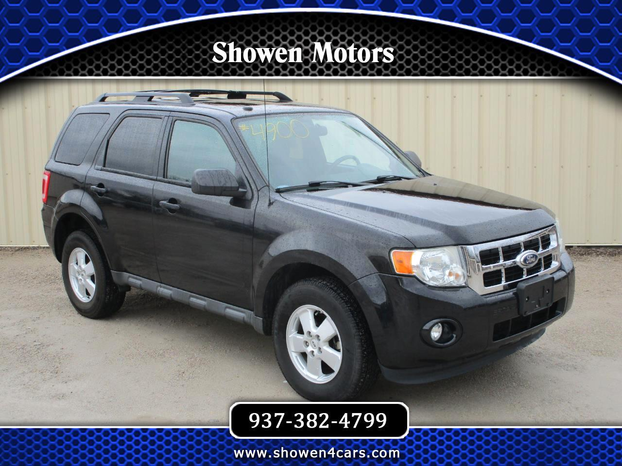 Ford Escape XLT FWD 2011
