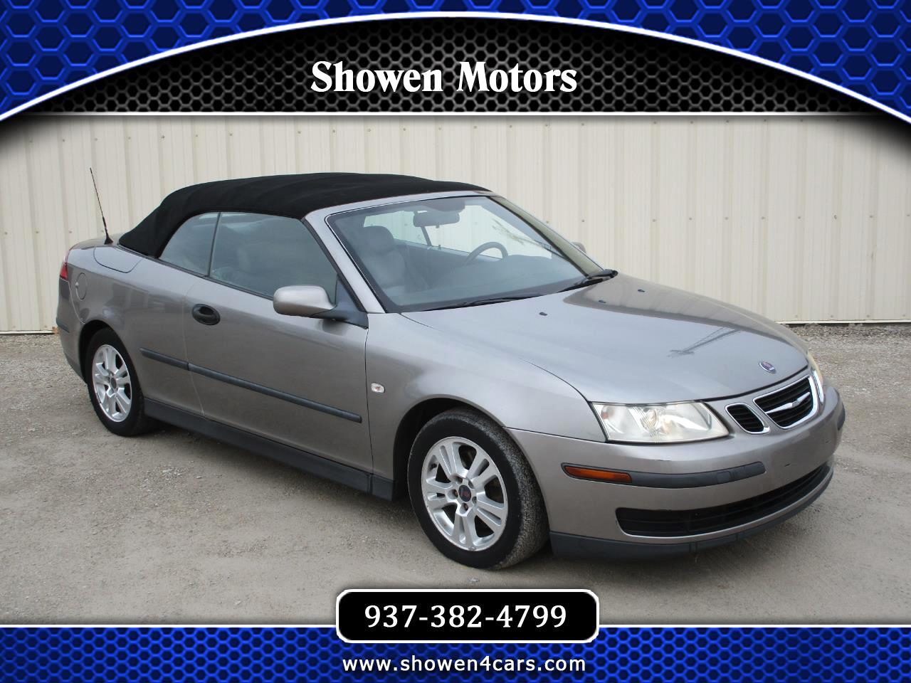 Saab 9-3 Linear Convertible 2005