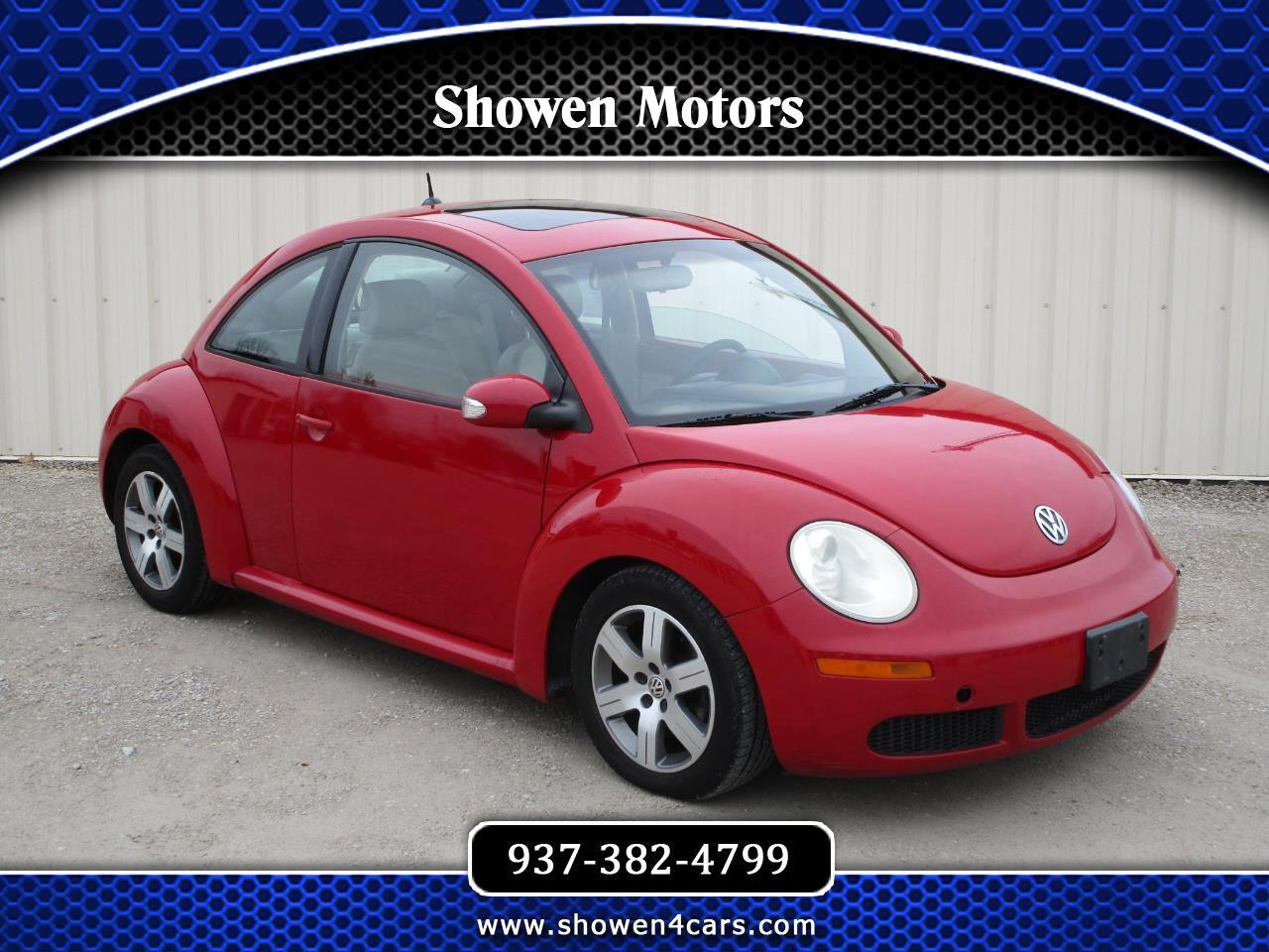 Volkswagen New Beetle 2.5L 2006