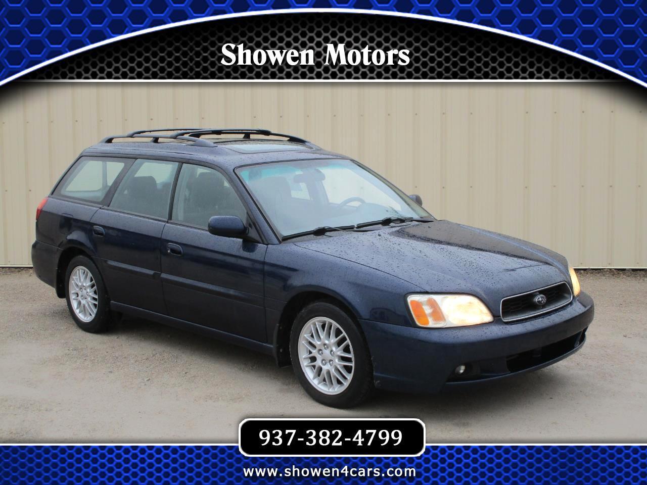 Subaru Legacy Wagon L 2003