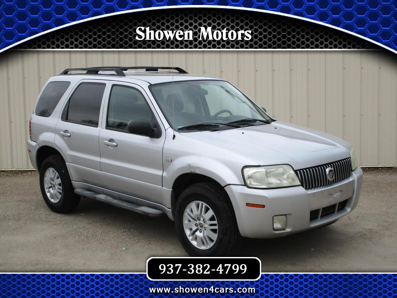 Mercury Mariner Luxury 2WD 2005