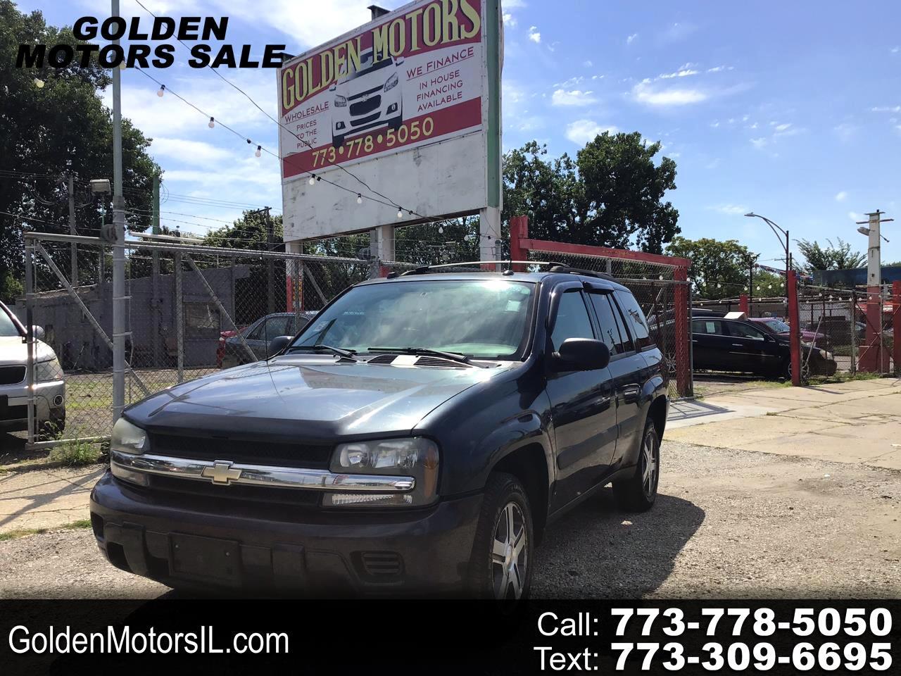 Chevrolet TrailBlazer LS 2WD 2005
