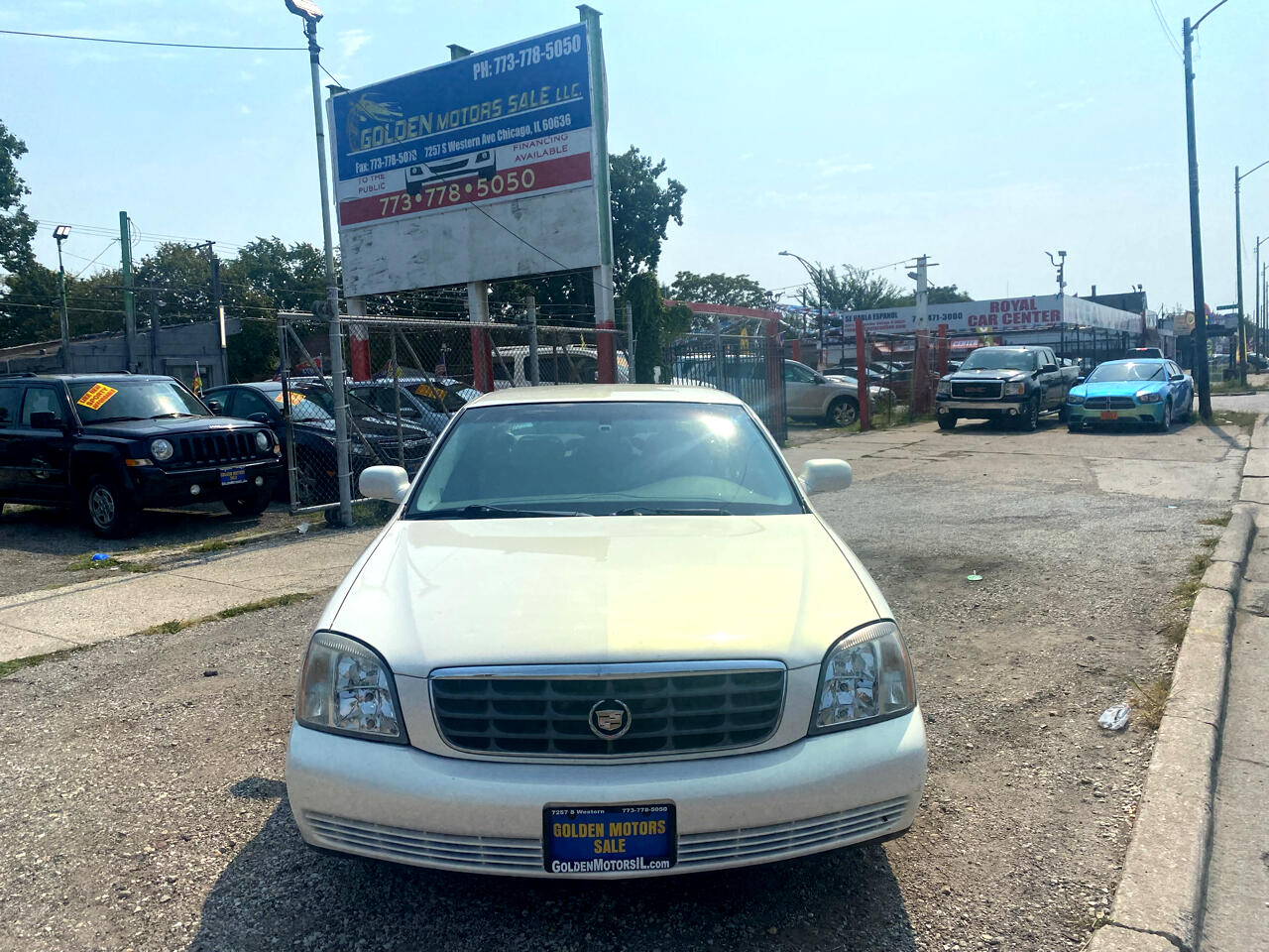 Cadillac DeVille DHS 2005