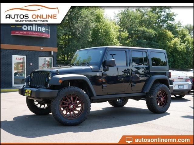 2011 Jeep Wrangler Unlimited Unlimited Sport