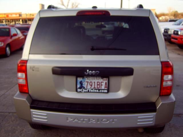 2009 Jeep Patriot Limited 2WD