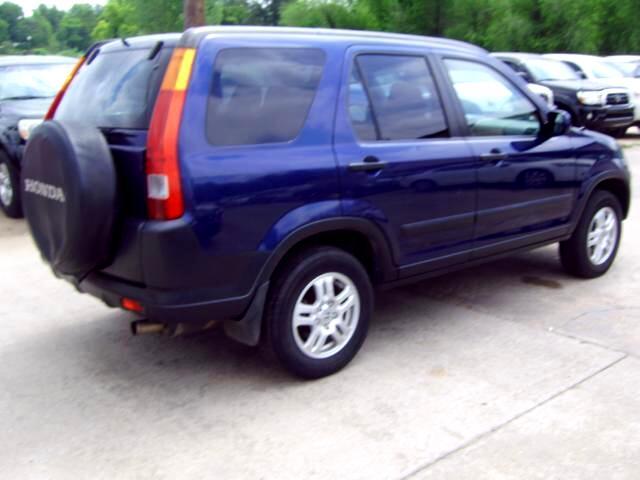 Honda CR-V EX 4WD 4-spd AT 2003