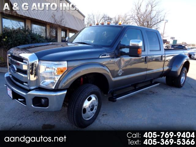 2015 Ford F-350 SD FX4 Crew Cab Long Bed DRW 4WD