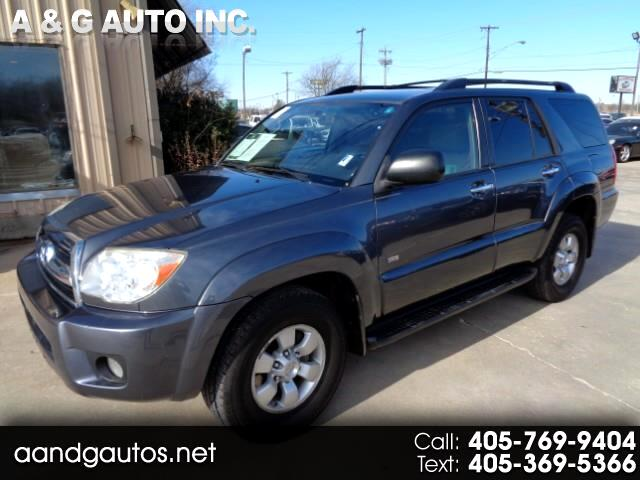 2007 Toyota 4Runner Sport Edition 2WD
