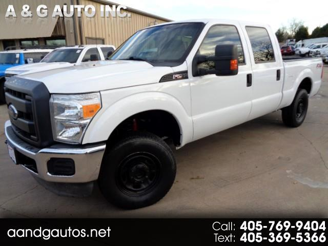 2012 Ford F-250 SD FX4 Crew Cab Long Bed 4WD