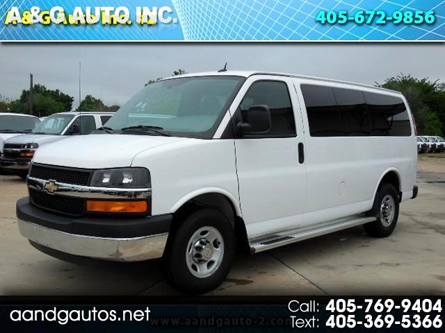 Chevrolet Express LT 3500 2015