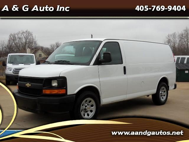 2013 Chevrolet Express G1500 Cargo