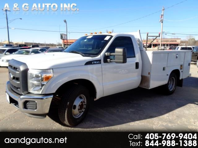 Ford F-350 SD XL DRW 2WD 2012