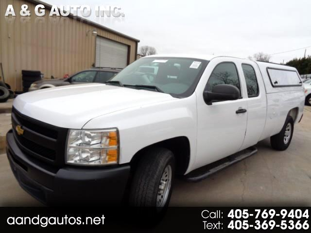 2013 Chevrolet Silverado 1500 Work Truck Ext. Cab 2WD