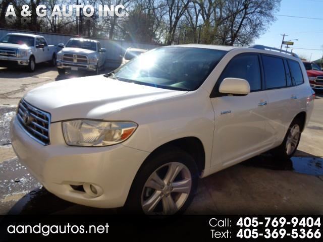 Toyota Highlander Limited 2WD 2009