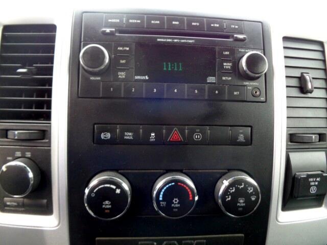 2012 Dodge Ram 2500 Quad Cab 4WD