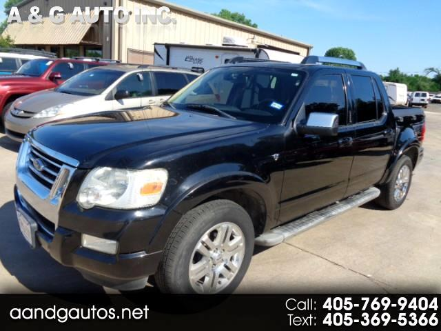 2008 Ford Explorer Sport Trac Limited 4.6L 2WD