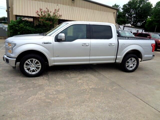 Ford F-150 Lariat SuperCrew 5.5-ft. Bed 2WD 2015