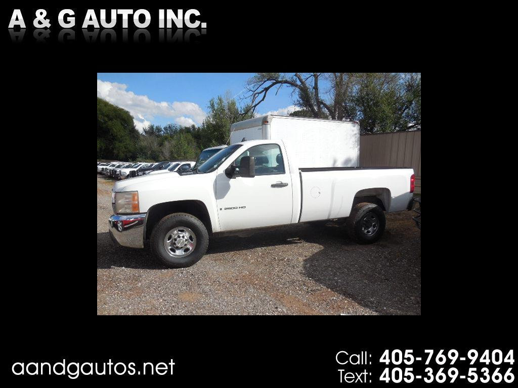 Chevrolet Silverado 2500HD Work Truck Long Box 2WD 2009