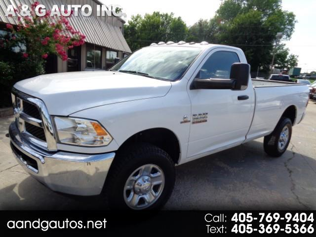2017 Dodge Ram 3500 TRADESMAN 2 DOOR 4WD
