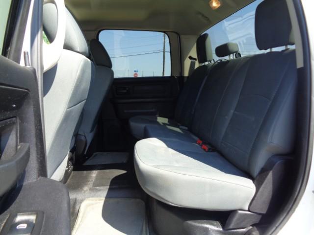 2015 Dodge Ram 4500 Crew Cab 4WD