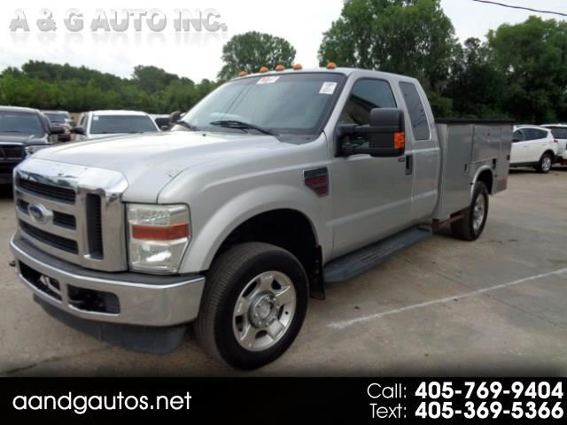 2009 Ford F-350 SD FX4 SuperCab 4WD