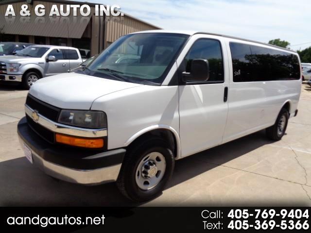 2013 Chevrolet Express LT 3500 Extended