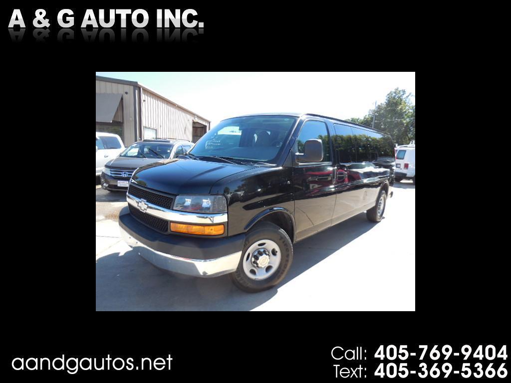 2014 Chevrolet Express LT 3500 Extended