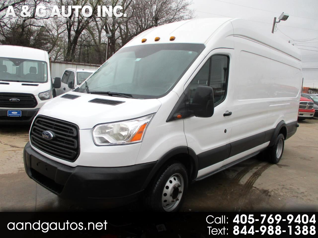 Ford Transit 350 Van High Roof w/Dual Sliding 148-in. WB EL 2015