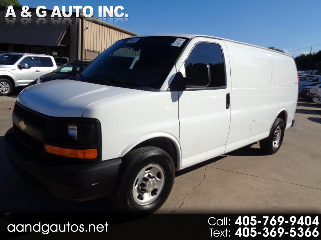 Chevrolet Express 3500 Cargo 2013