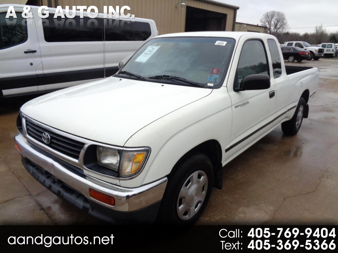 1996 Toyota Tacoma Xtracab 2WD