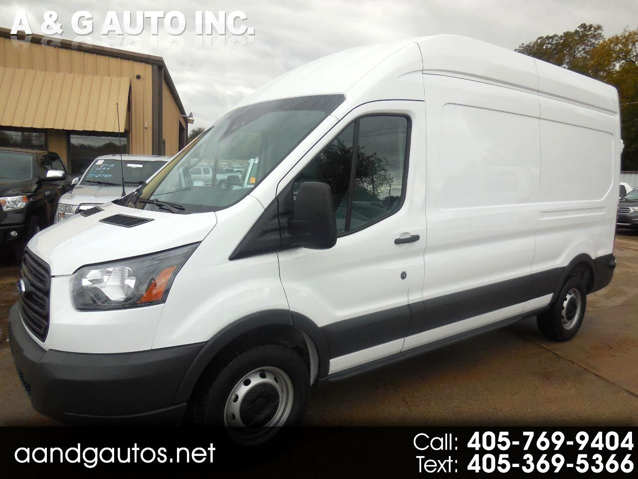 5c5d7096caac7f 2018 Ford Transit 250 Van High Roof w Sliding Pass. 148-in. WB