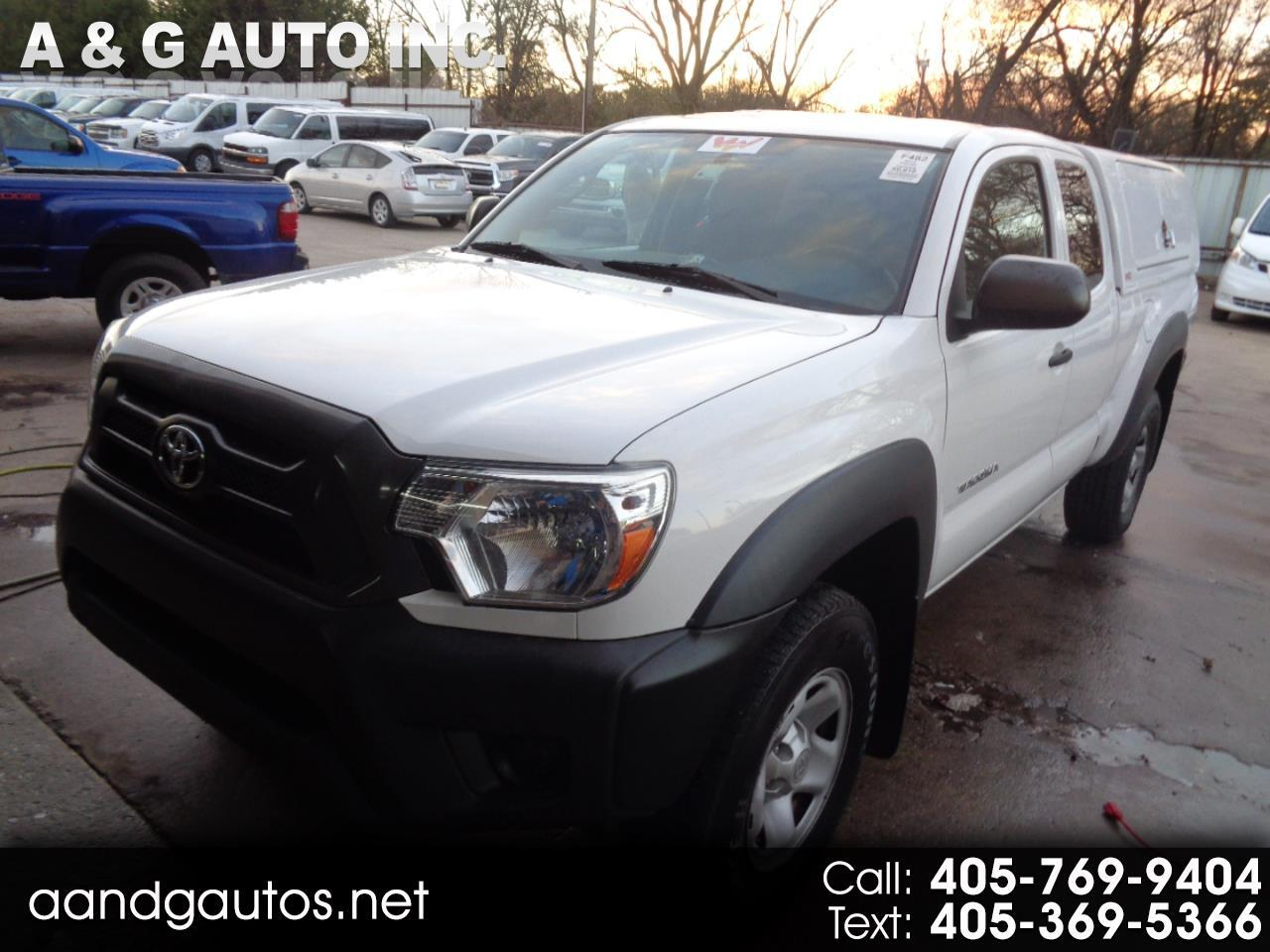 2014 Toyota Tacoma PreRunner Access Cab I4 4AT 2WD