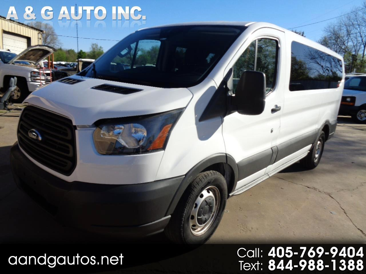 Ford Transit 150 Wagon Low Roof XLT 60/40 Pass. 130-in. WB 2018
