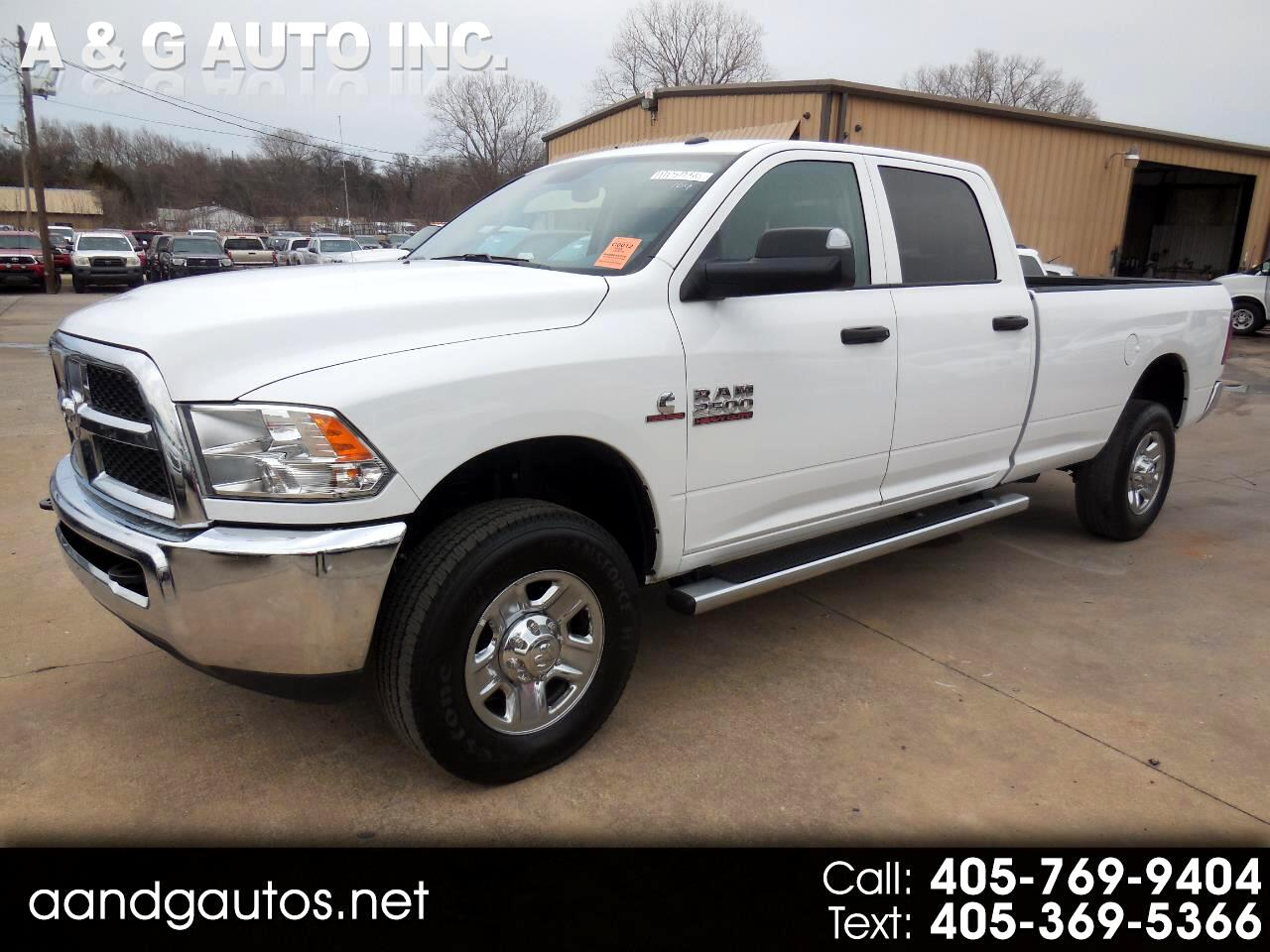 2018 Dodge Ram 2500 TRADE MASTER 4X4  4 DOOR LWB