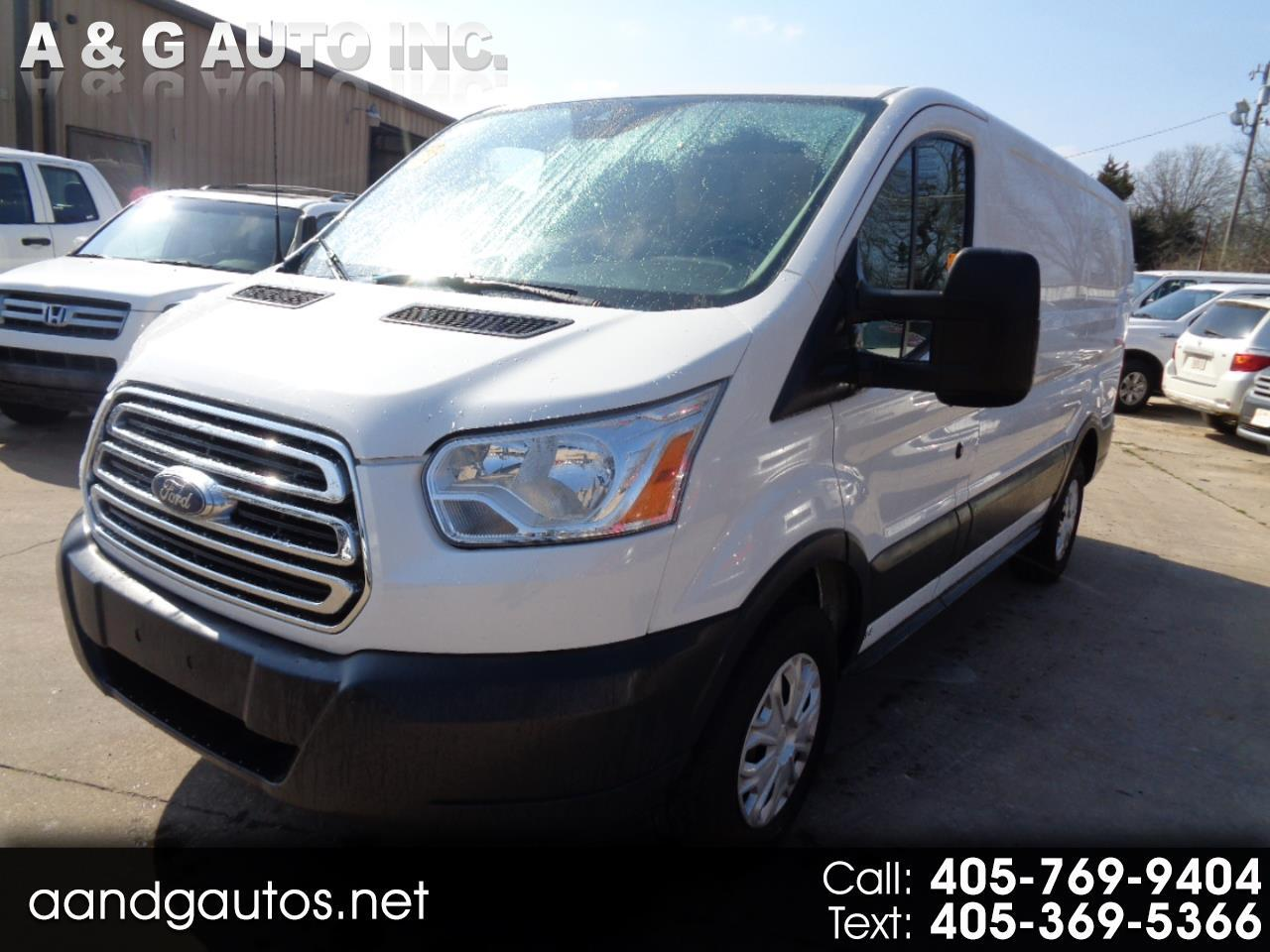 2016 Ford Transit 250 Van Low Roof w/Sliding Pass. 130-in. WB