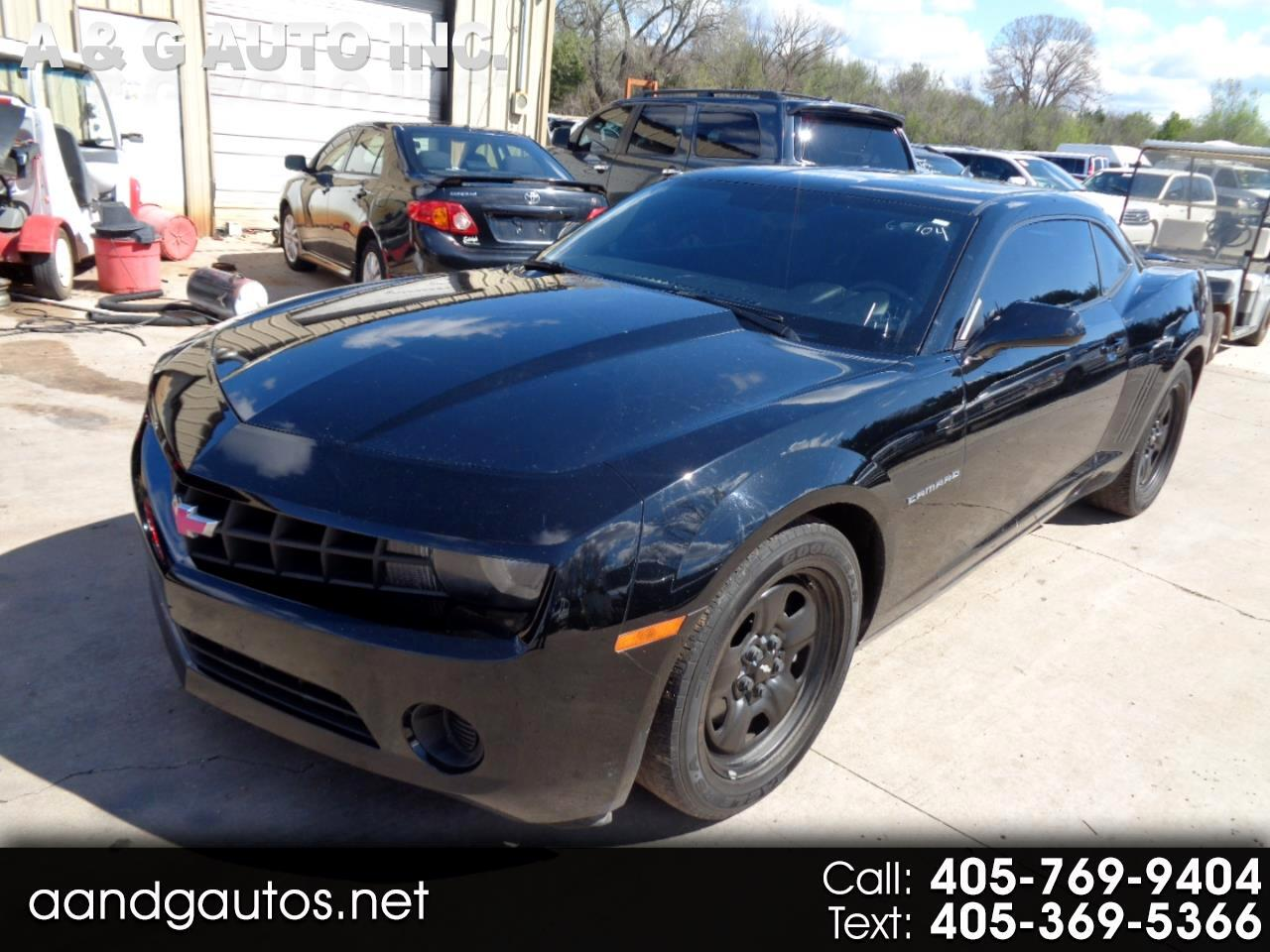 Chevrolet Camaro LS Coupe 2013