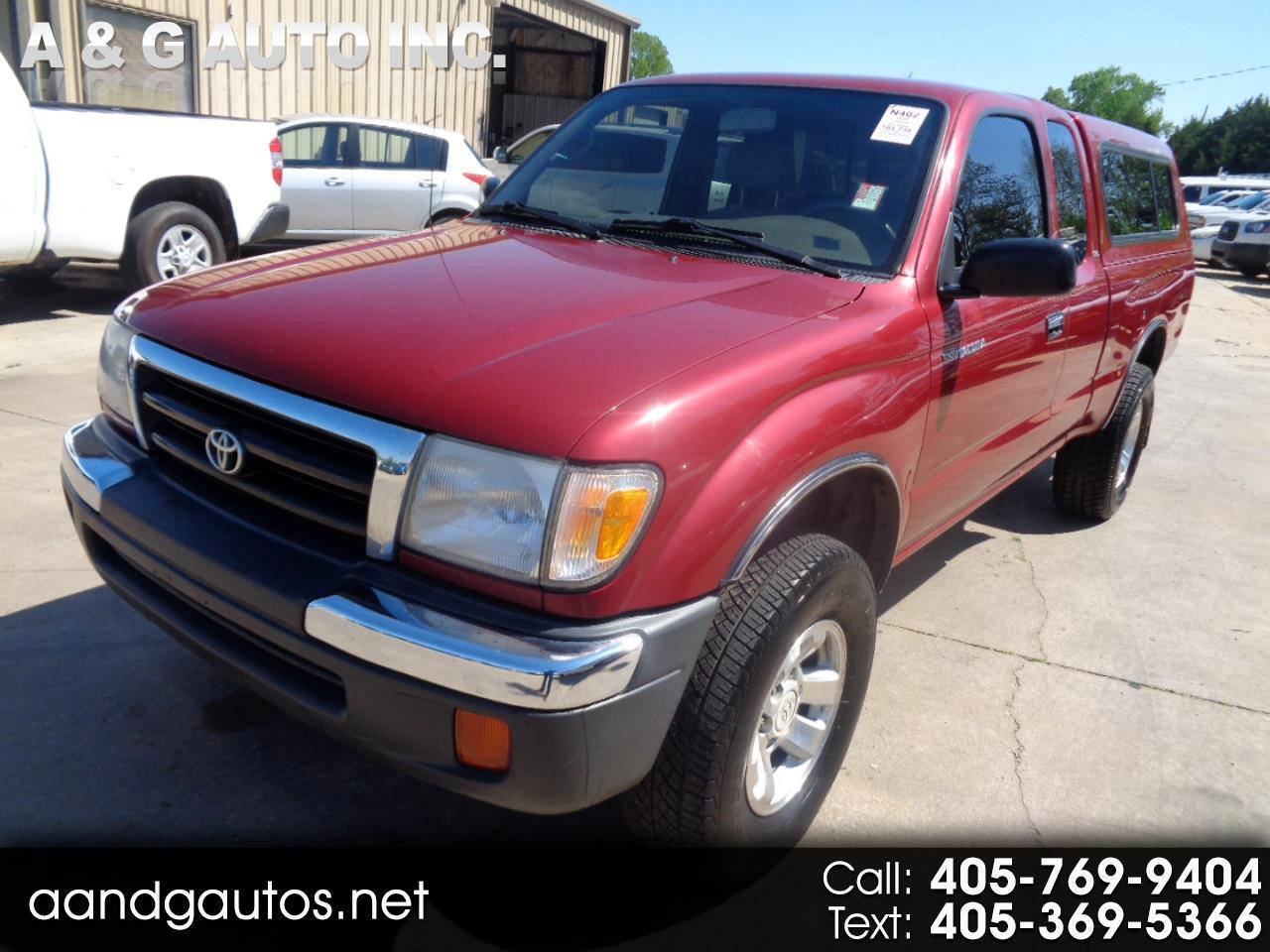1998 Toyota Tacoma Xtracab V6 4WD