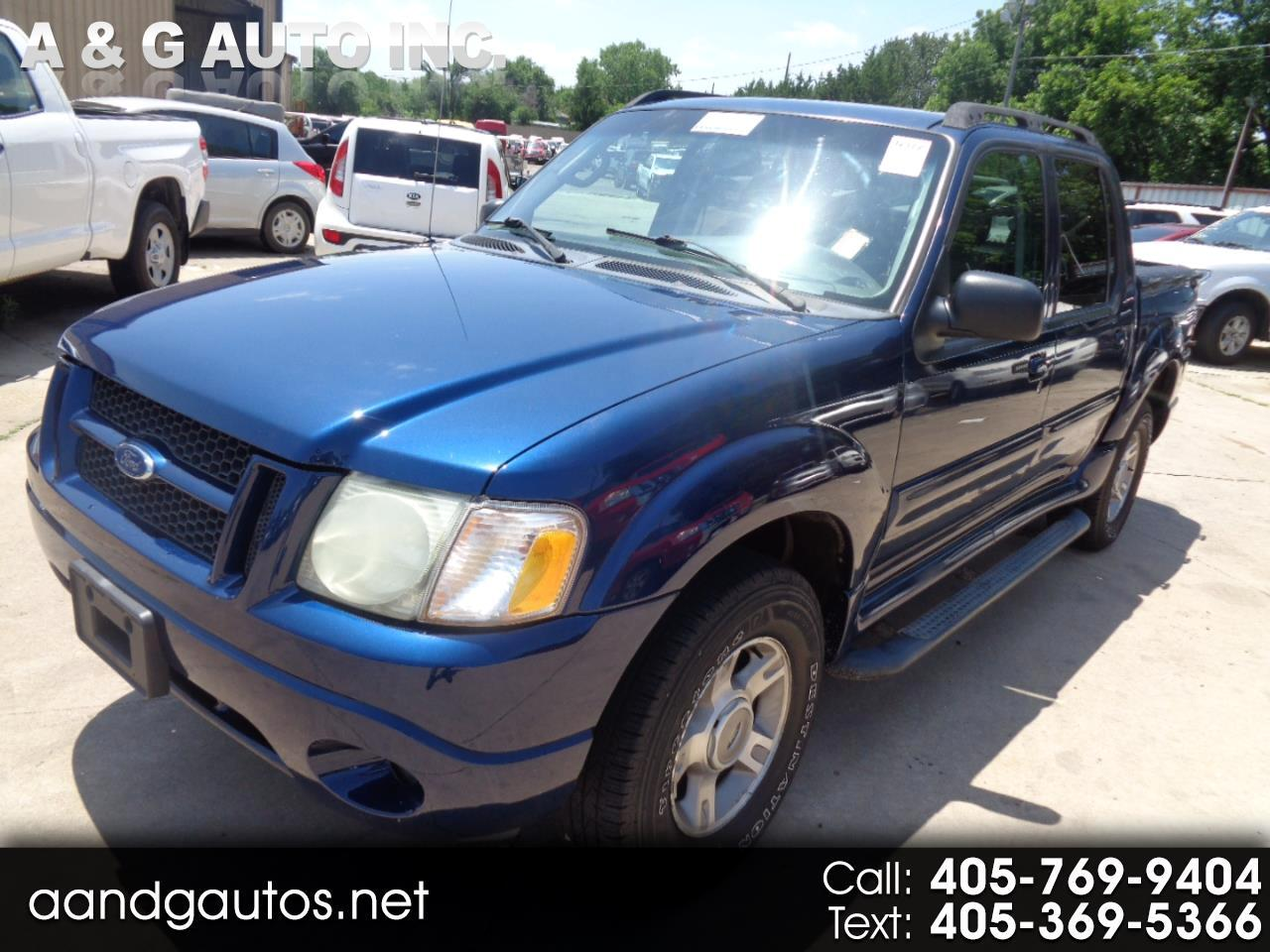 2004 Ford Explorer Sport Trac Adrenalin 2WD
