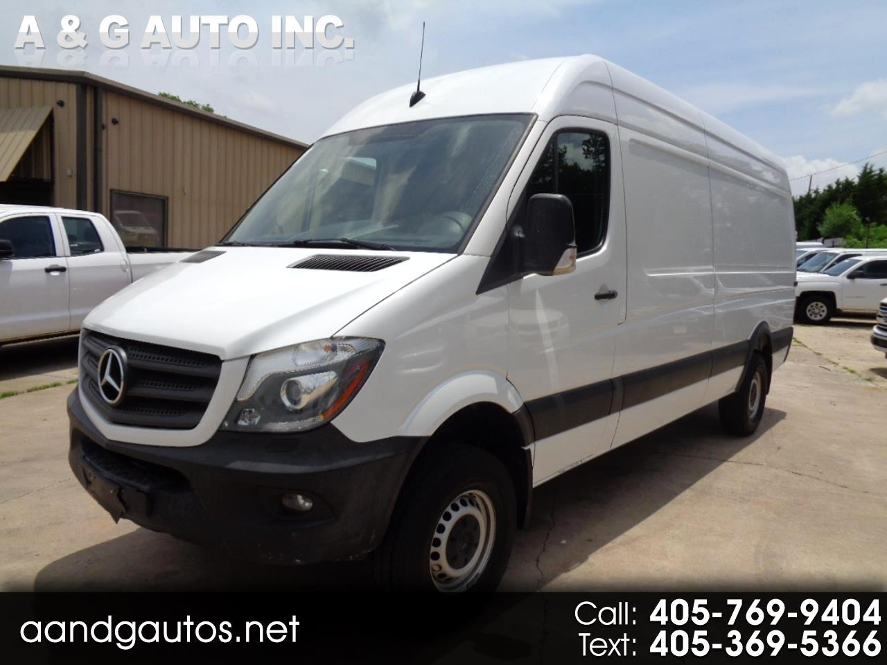 2016 Mercedes-Benz Sprinter Cargo Van 2500 High Roof V6 170