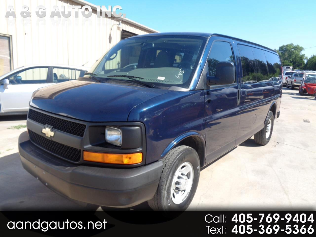 Chevrolet Express LS 2500 2015