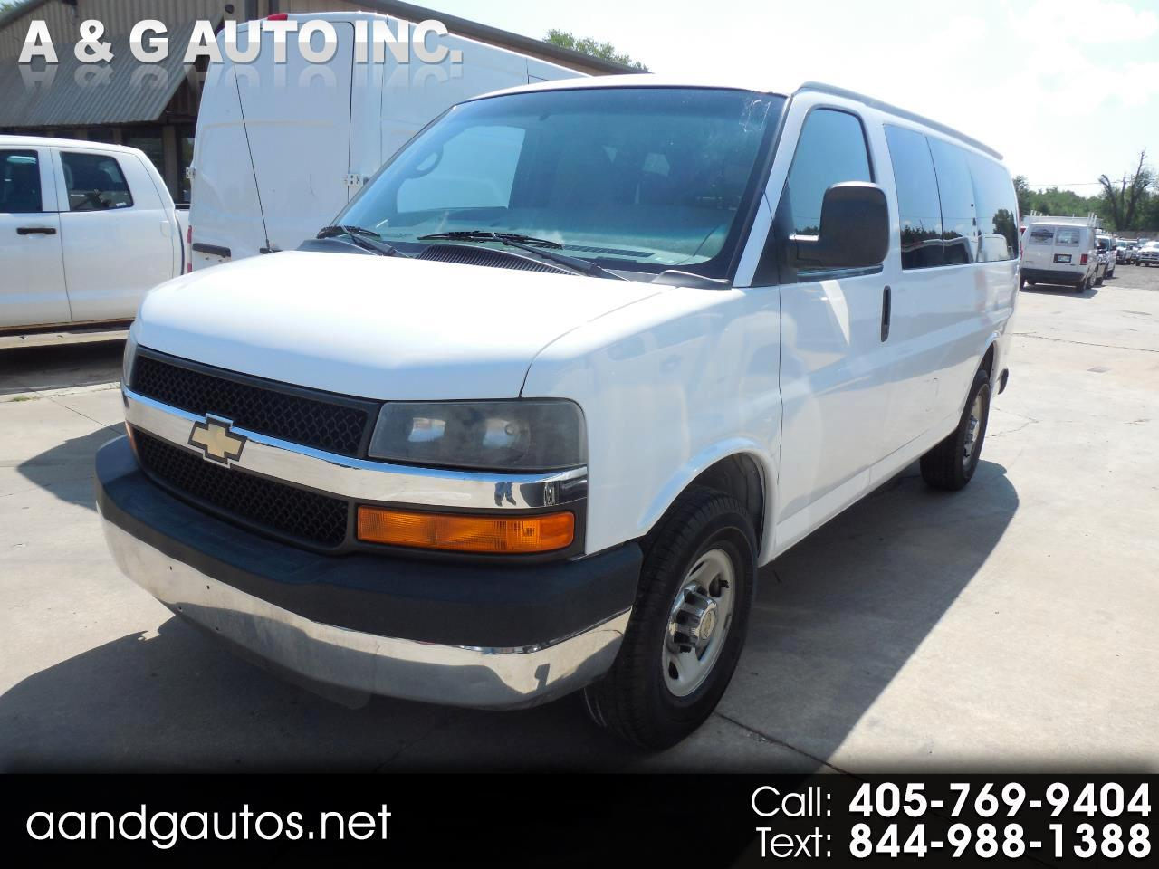 Chevrolet Express LT 3500 2011
