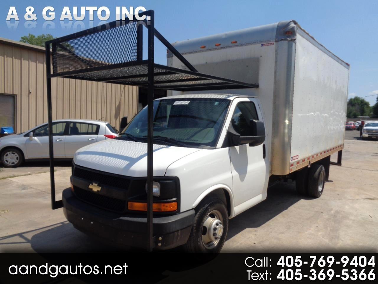"Chevrolet Express G3500 159"" 2016"