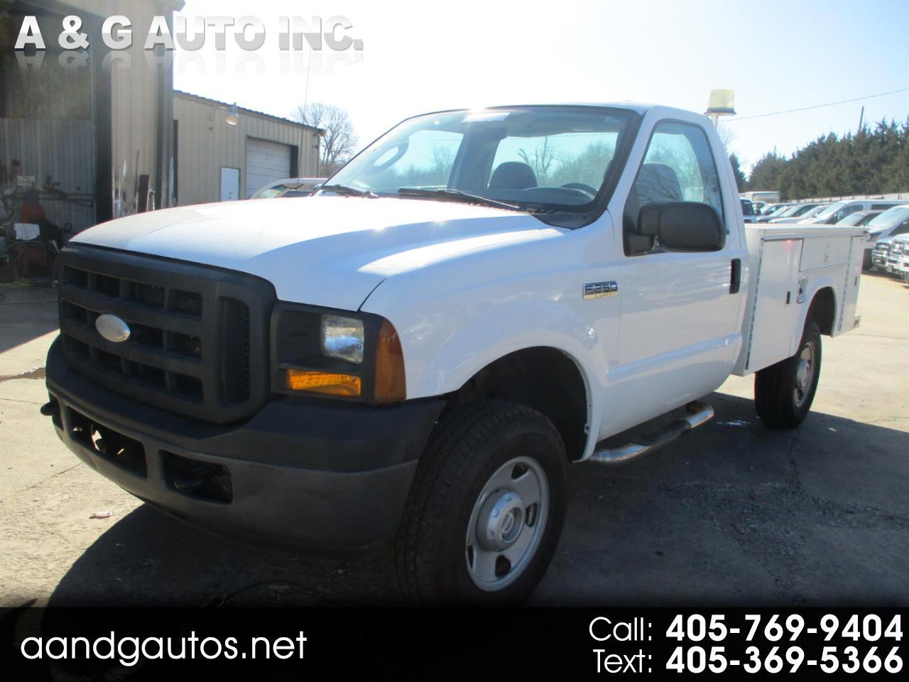 Ford F-250 SD XL 4WD 2007
