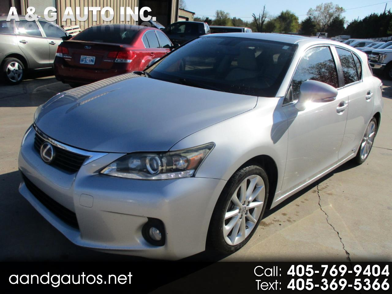 Lexus CT 200h Base 2012