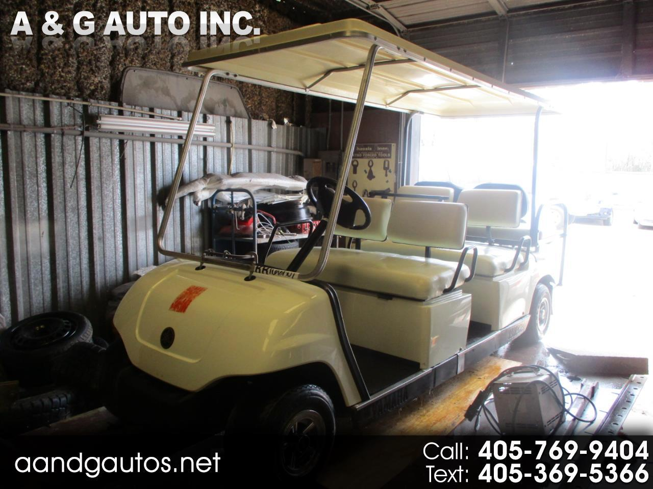 Used 2000 Yamaha Golf Cart Electric For Sale In Oklahoma City Ok 73141 A G Auto Inc