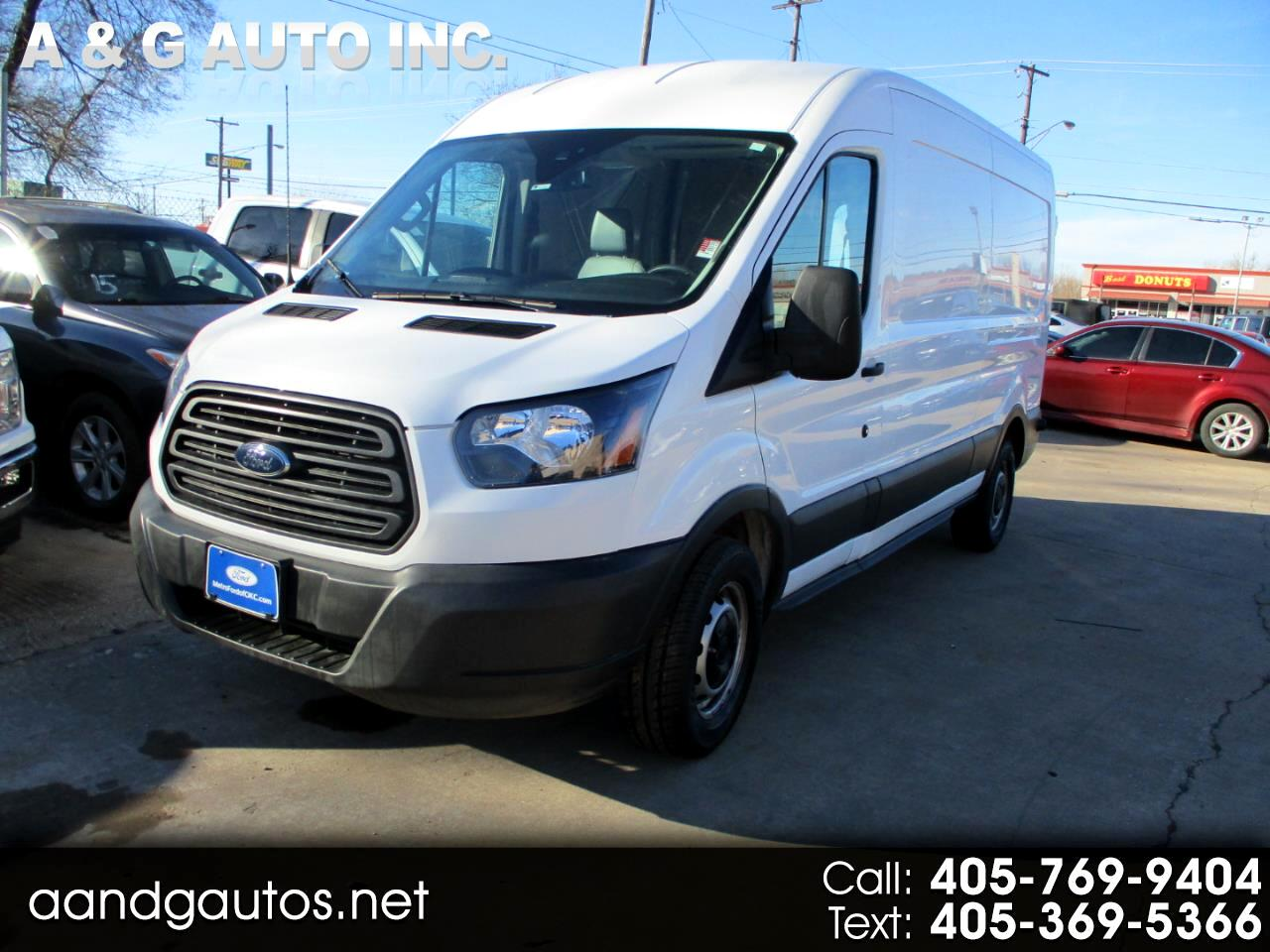 Ford Transit 150 Van Med. Roof w/Sliding Pass. 148-in. WB 2018