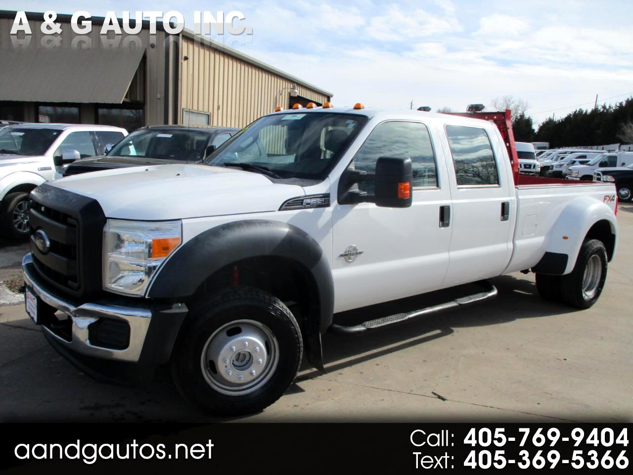 Ford F-350 SD XLT Crew Cab Long Bed DRW 4WD 2015