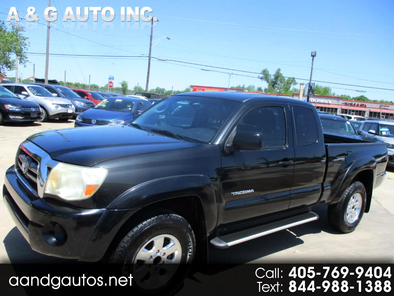 Toyota Tacoma PreRunner Access Cab 2WD 2009