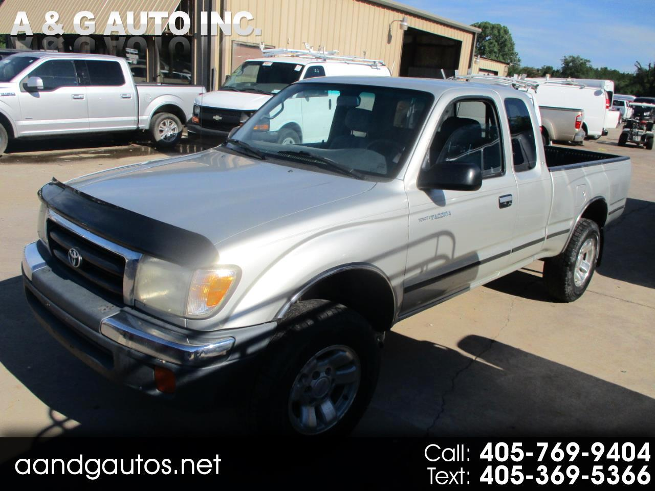 Toyota Tacoma PreRunner Xtracab 2WD 2000