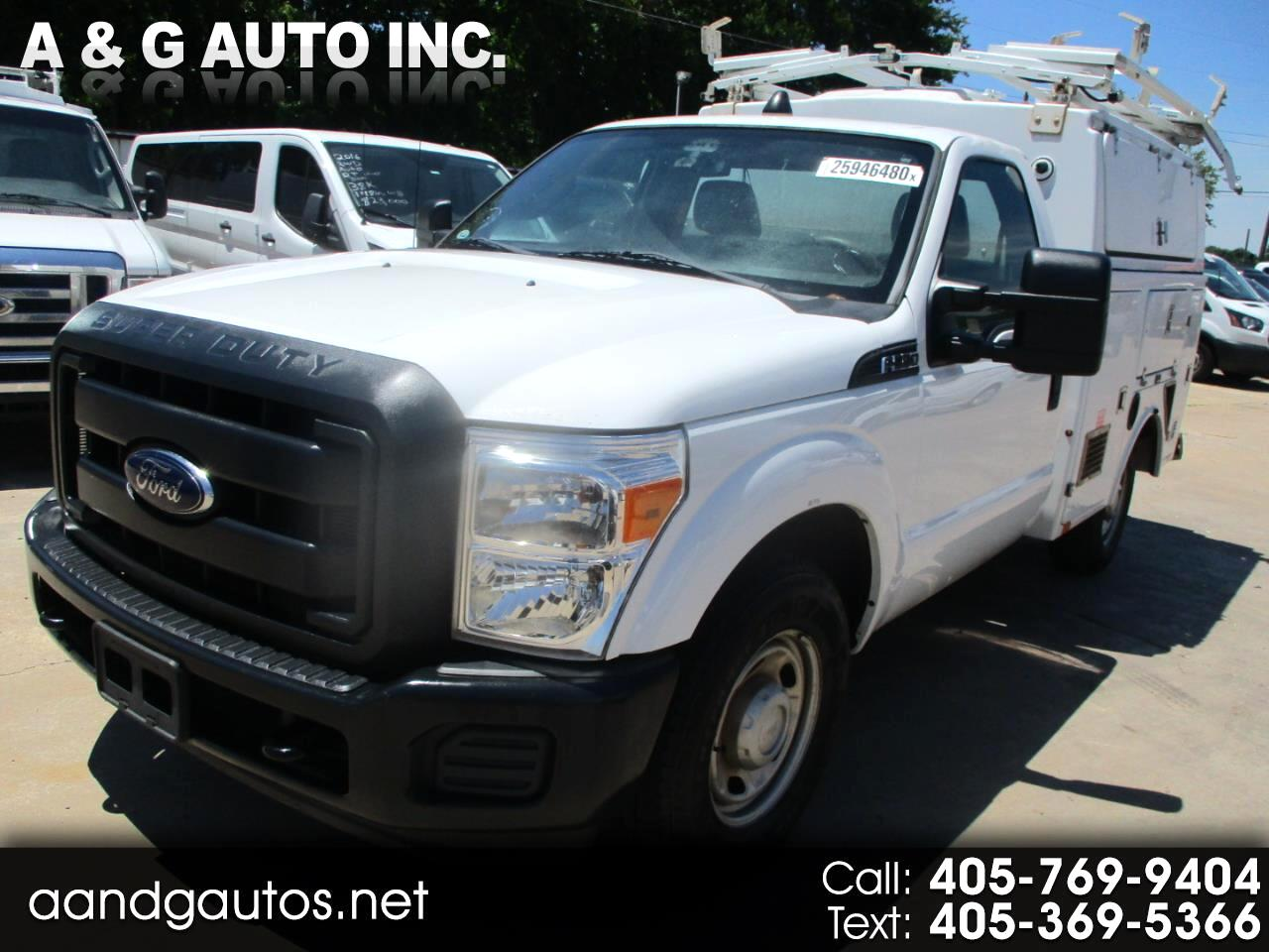 Ford F-350 SD XLT 2WD 2013
